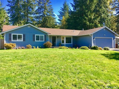 Snohomish Single Family Home For Sale: 21225 107th Ave SE