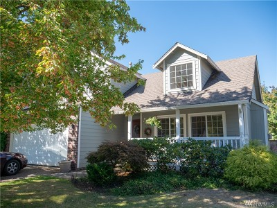Olympia Single Family Home For Sale: 1628 Bright Star Wy NE