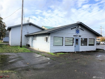 Shelton Commercial For Sale: 2019 Jefferson Street