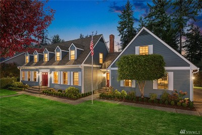 Federal Way Single Family Home For Sale: 480 SW 345th St