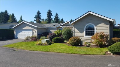 Puyallup Mobile Home For Sale: 8820 58th Av Ct E #93