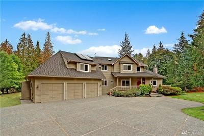 Redmond Single Family Home For Sale: 10822 248th Ave NE