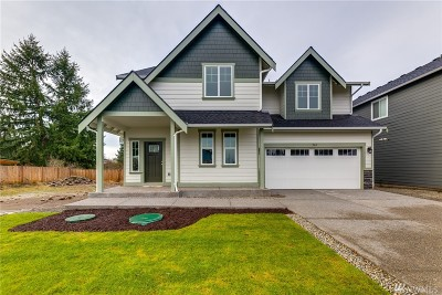 Yelm Single Family Home For Sale: 9417 Prairie Wind St SE