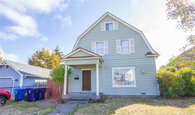 Single Family Home For Sale: 6027 S Lawrence St