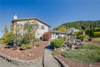 Mount Vernon Single Family Home For Sale: 19678 Skyridge Rd