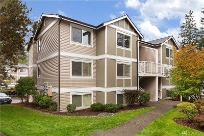 Mill Creek Condo/Townhouse For Sale: 16101 Bothell Everett Highway #F201