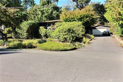 Federal Way Single Family Home For Sale: 4440 SW 313th St