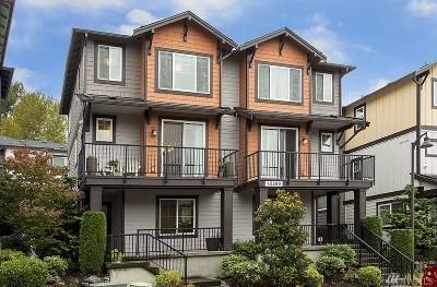 Redmond Condo/Townhouse For Sale: 10380 156th Place NE #102
