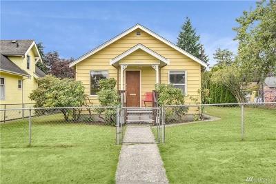 Everett Single Family Home For Sale: 2418 State St