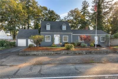 Tacoma Single Family Home For Sale: 1008 Wheeler St S