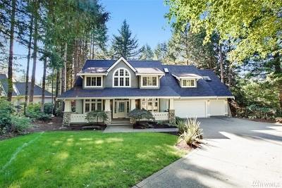 Gig Harbor Single Family Home For Sale: 13216 Bracken Fern Dr NW