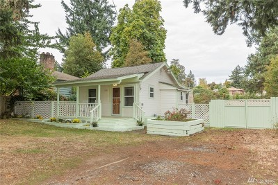Seattle Single Family Home For Sale: 11403 14th Ave S