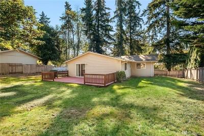 Kirkland Single Family Home For Sale: 8208 NE 123rd St