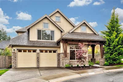 Sammamish Single Family Home For Sale: 23435 NE 11th Ct