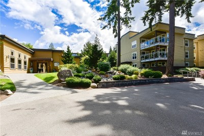 Edmonds Condo/Townhouse For Sale: 23015 Edmonds Wy #A205