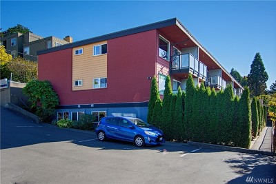 Seattle Condo/Townhouse For Sale: 3420 15th Ave W #102