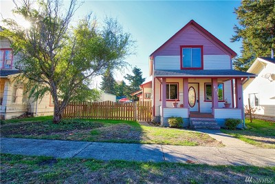 Single Family Home Sold: 923 E St