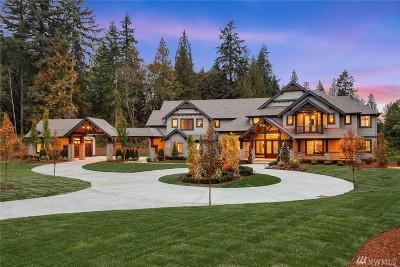 Redmond Single Family Home For Sale: 7707 260th Ave NE