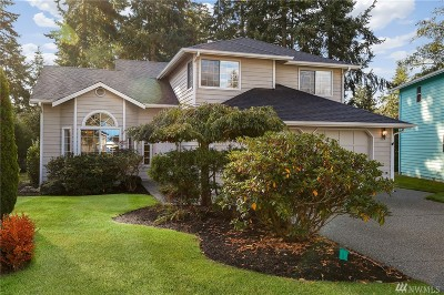 Edmonds Single Family Home For Sale: 5410 158th Place SW