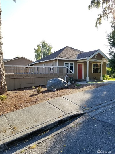 Snohomish Single Family Home For Sale: 805 19th St