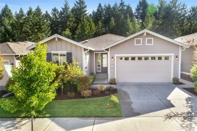 Lacey Single Family Home For Sale: 4716 Meriwood Dr NE