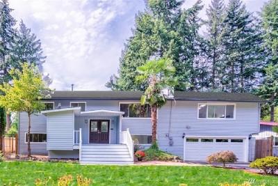 Kirkland Single Family Home For Sale: 13019 105th Place NE