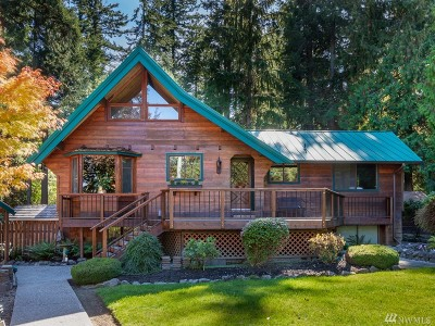 Gig Harbor Single Family Home For Sale: 1610 Fawn Ct NW