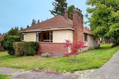 Bothell Single Family Home For Sale: 10210 NE 189th St