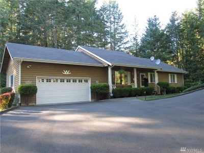 Gig Harbor Single Family Home For Sale: 13412 111th St Ct NW