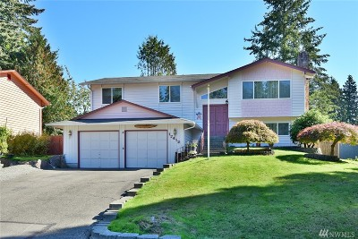 Bothell Single Family Home For Sale: 17417 Woodland Dr