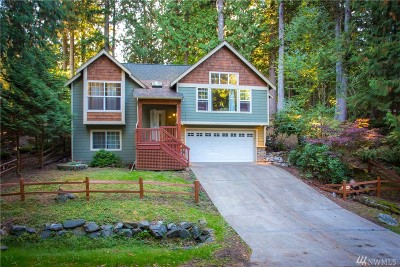 Bellingham Single Family Home Sold: 130 Sudden Valley Dr