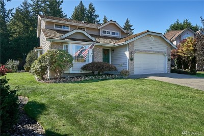 Federal Way Single Family Home For Sale: 1624 S 374th Ct