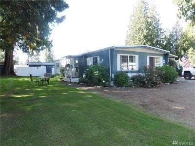 Sedro Woolley Mobile Home Contingent: 9403 Pierce Lane #18