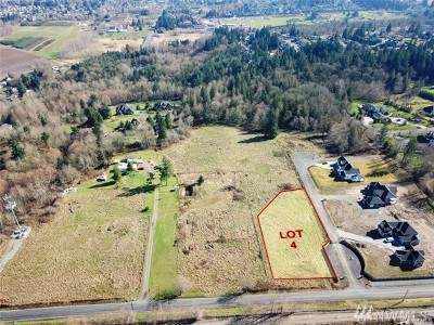 Puyallup Residential Lots & Land For Sale: 62nd Ave E #Lot 4