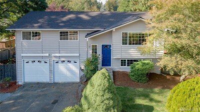 Bothell Single Family Home For Sale: 17606 Brook Blvd