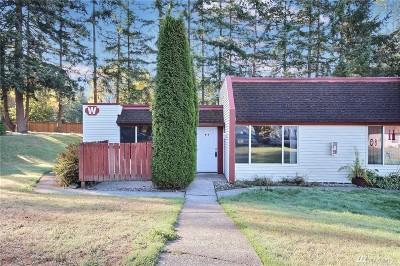 Renton Condo/Townhouse For Sale: 14600 SE 176th St #W6
