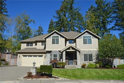 Gig Harbor Single Family Home For Sale: 1813 152nd St Ct NW