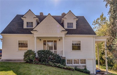 Single Family Home For Sale: 15104 38th Ave E