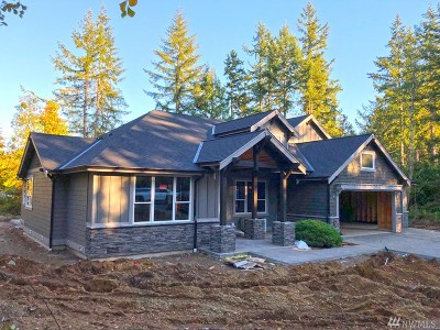 Gig Harbor Single Family Home For Sale: 7805 58th Ave NW