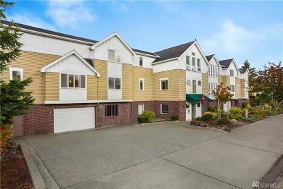 Edmonds Condo/Townhouse For Sale: 232 4th Ave S #201