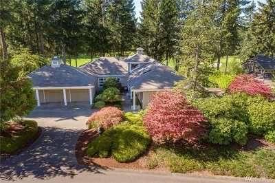 Gig Harbor Single Family Home For Sale: 4803 Old Stump Drive NW