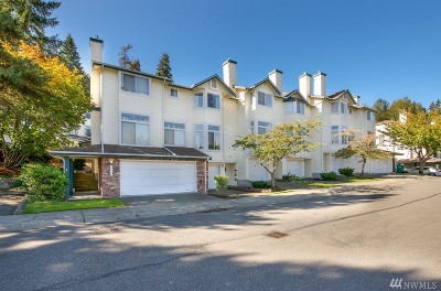 Issaquah Condo/Townhouse For Sale: 2133 NW Pacific Elm Dr