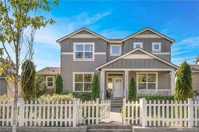Snohomish Single Family Home For Sale: 618 Ludwig Rd