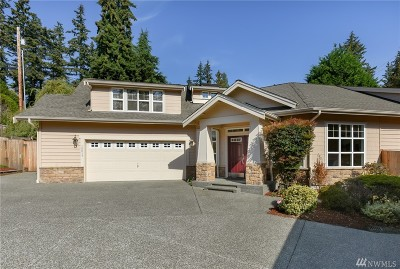 Edmonds Single Family Home For Sale: 18017 69th Place W