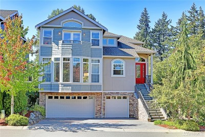 Kenmore Single Family Home For Sale: 20227 83rd Place NE