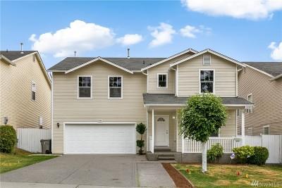 Auburn Single Family Home For Sale: 12703 SE 295th St