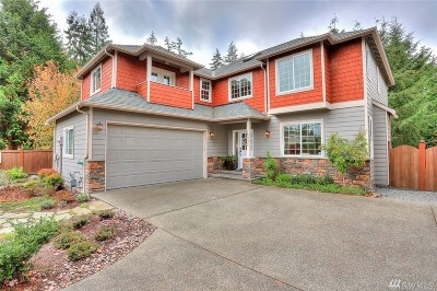 Shoreline Single Family Home For Sale: 18005 6th Ave NW