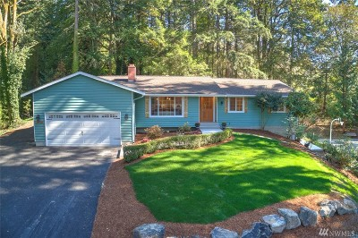 Woodinville Single Family Home For Sale: 17410 155th Place NE