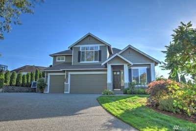 Mount Vernon Single Family Home Contingent: 23804 Copper River Court