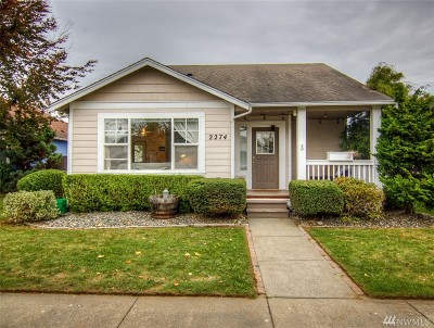 Lynden Single Family Home Sold: 2274 Dogwood St